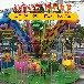 旋轉飛椅旋轉水果飛椅價格兒童游樂場火爆產品