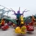章鱼飞车现货低价出售,旋转大章鱼,大型游乐设备