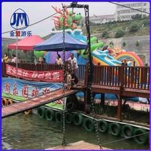 网红体能乐园厂家设备滑索图片