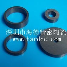 厂家生产氮化硅陶瓷圆片圆盘电子机械设备用陶瓷绝缘片