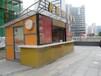 垃圾房-吸烟亭-移动厕所-保安-治安-不锈钢-钢结构岗亭厂家