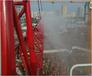 咸阳工地塔吊喷淋喷雾喷雾降温喷雾除尘