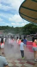 西安景区广场喷雾降温厂家喷雾降温原理