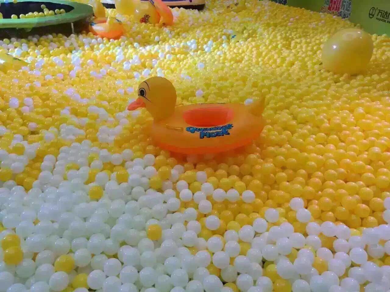 上海百万海洋球展览供应商图片