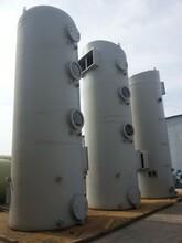 喷淋塔厂家玻璃钢喷淋塔图片