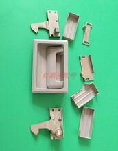 供应l红顺兴试验箱钩锁HS-150-4机械门锁隐藏把手门扣图片