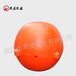 三门县400mm双耳核电站浮球直径400mm区域警示浮球
