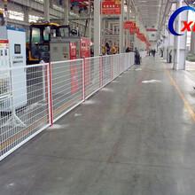 车间围栏网框架护栏网生产可移动安全护栏网
