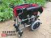 轻便折叠锂电池电动轮椅重量14.5公斤轻便折叠电动轮椅现货包邮