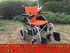 台湾美利驰P108-2电动轮椅进口老年人折叠轻便电动轮椅车正品包邮