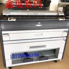 京瓷4800进口数码大图工程机激光机蓝图复印机晒图机