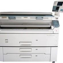 美国施乐6050二手工程复印机施乐6050激光蓝图打印机