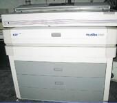 日本原装进口奇普KIP2000工程复印机激光大图打印机蓝图晒图机