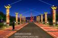 吉林亮化——通化团结广场亮化工程