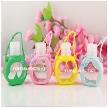 定制硅胶香水瓶套厂家低价出售硅胶瓶套生产厂家图片