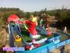 花果山漂流新型公园儿童游乐设施厂家价格