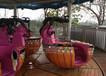 新型魔幻陀螺公园游乐设备巨龙情侣飞车游乐设施厂家直销价格优惠