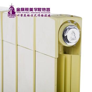 铜铝复合散热器十大品牌:温度控制器原理与特点