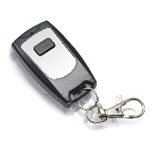 金属两键遥控器