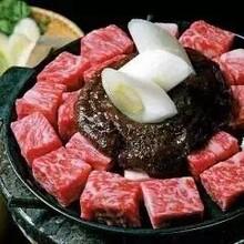 西餐韩料用烧烤自助用各种口味烤肉卷深海鱼系列各种小排