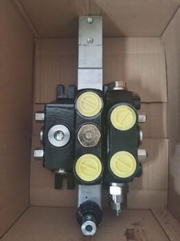 DCV100-1-0163一联气控高压分配器QTFLUID环卫车液压阀