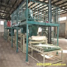 墙板机销售价格汉林建材设备供应商功率强大