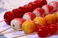 河南小吃技术培训学校老北京糖葫芦做法培训