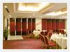 泉州酒店酒楼包厢隔断屏风,隔音墙,移动隔断墙效果图