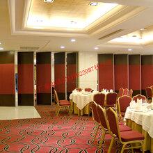 德陽餐廳移動隔斷,可推拉折疊隔斷門,屏風隔斷墻