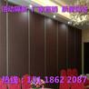 大型会议室隔音移动隔断,品源隔断,酒店宴会厅隔断高清图片