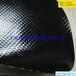 耐磨防刮亮面黑色防水箱包用PVC涂层布