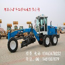 河北小犟牛自走式小型平地机引领中国智造图片