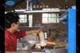 昆山鑫建誠噴涂設備xjc-5.0山東訂制木制酒瓶噴漆機