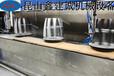 昆山鑫建誠圓盤噴涂機5秒可以噴涂1個碟子盤子在線往復機