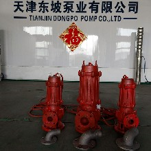 WQ系列污水泵-耐高溫污水泵-熱水排污泵圖片