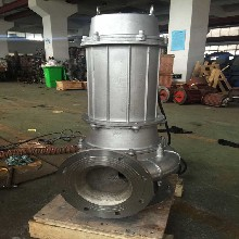 污水泵-不銹鋼污水泵-廠礦企業污水處理潛水泵圖片