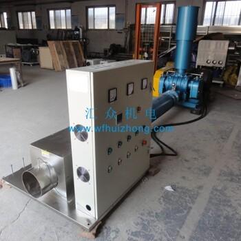 供应熔喷布热风机高压罗茨风机