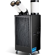福建移动压缩机空调K45大二匹压缩机降温设备图片
