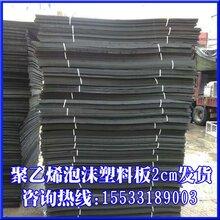 闭孔泡沫板污水处理厂伸缩缝填缝板用高密度聚乙烯泡沫塑料板临颍