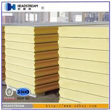 供应聚氨酯彩钢板聚氨酯彩钢板生产厂家聚氨酯板图片