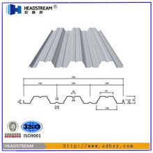 供应1.2mm钢结构楼承板688楼承板最新价格表图片