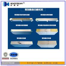 聚氨酯保温板安装示意图聚氨酯保温板厂家展示图片