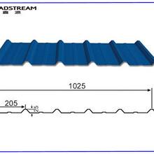 山東壓型彩鋼板廠家推薦壓型彩鋼板使用環境圖片