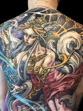 福州最好紋身技術品牌店圖片