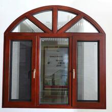 别墅铝包木门窗,铝包木幕墙