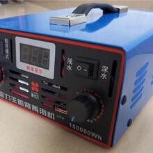 锂电池电鱼器价格电子捕鱼器厂家全套价格图片