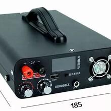 多功能锂电一体电鱼机100ah锂电一体捕鱼器新型锂电一体机捕鱼器图片