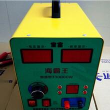 海霸王超声波逆变器吸力王逆变器电鱼机图片