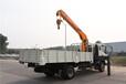 广东珠海5吨随车吊价格凯马国五底盘吊臂10米可吊重700公斤