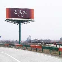 四川成绵高速公路户外高炮广告位理想实惠供应方